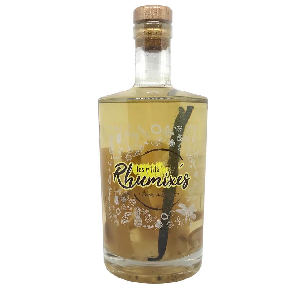 Rhum arrangé Ananas Coco Vanille