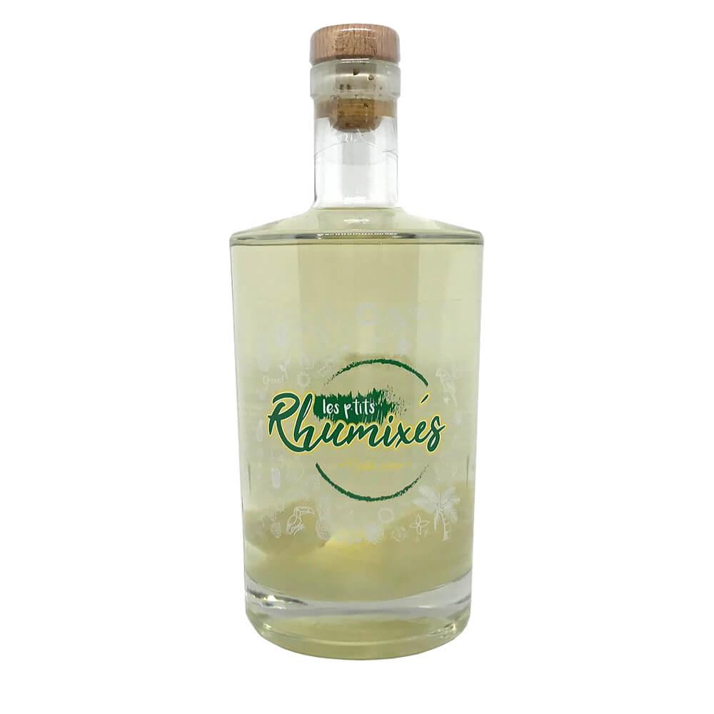 Rhum arrangé Menthe Citron